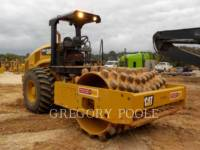 CATERPILLAR VIBRATORY SINGLE DRUM PAD CP-54B equipment  photo 4