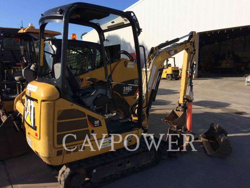 CATERPILLAR PELLES SUR CHAINES 301.7D equipment  photo 4
