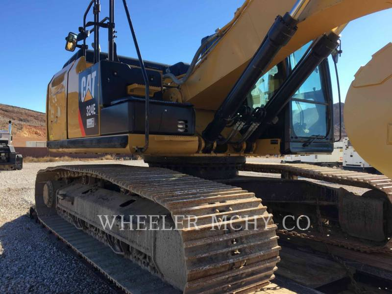 CATERPILLAR EXCAVADORAS DE CADENAS 324E L THM equipment  photo 3