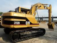 CATERPILLAR TRACK EXCAVATORS 312B equipment  photo 5