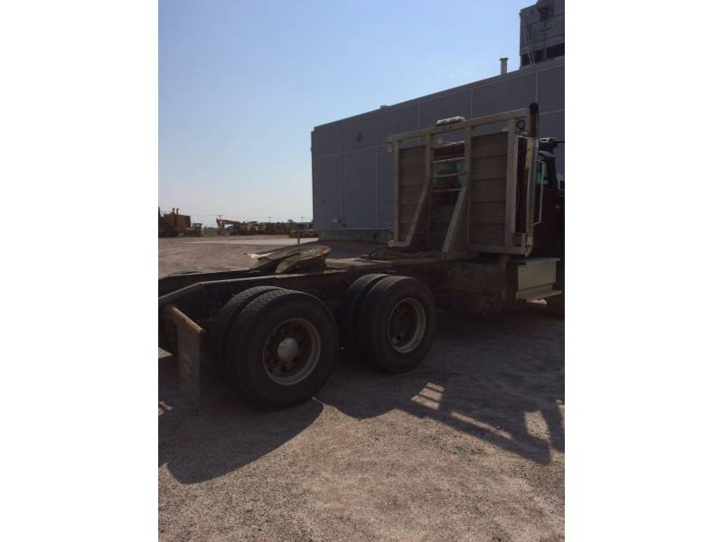CATERPILLAR CAMIONS ROUTIERS CT660 equipment  photo 4
