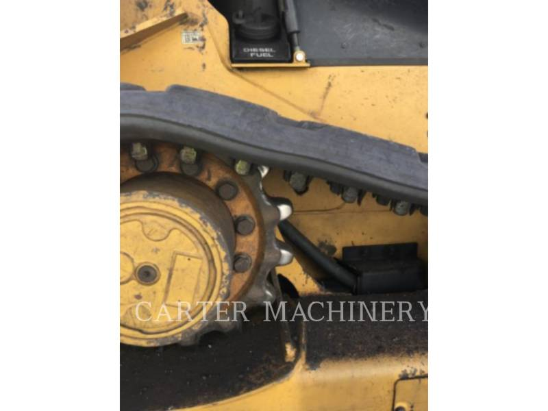 CATERPILLAR SKID STEER LOADERS 259B3 ACW equipment  photo 6