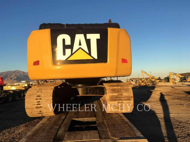 CATERPILLAR PELLES SUR CHAINES 336F L equipment  photo 5