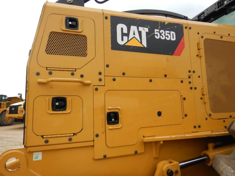 CATERPILLAR FORSTWIRTSCHAFT - HOLZRÜCKER 535D equipment  photo 24