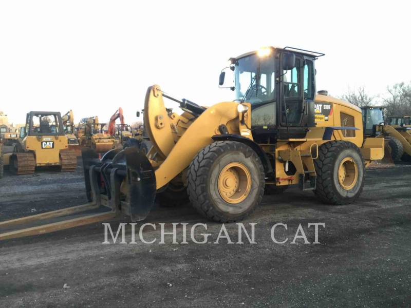 CATERPILLAR CARGADORES DE RUEDAS 938K 3RQ equipment  photo 1