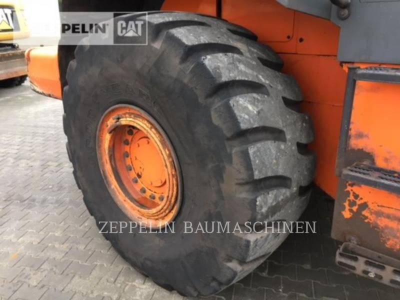 HITACHI ŁADOWARKI KOŁOWE/ZINTEGROWANE NOŚNIKI NARZĘDZI ZW330 equipment  photo 14