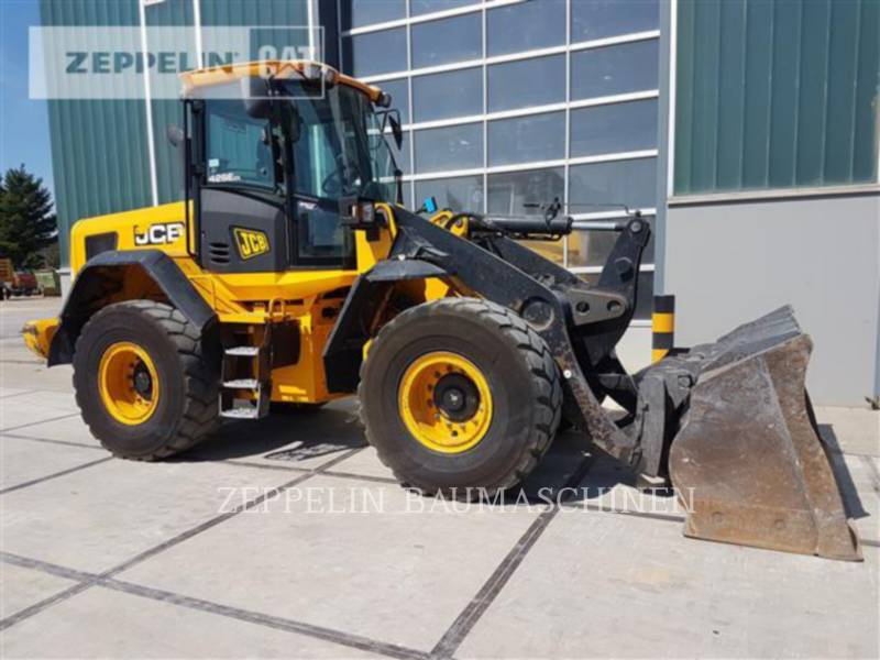 JCB WHEEL LOADERS/INTEGRATED TOOLCARRIERS 426 equipment  photo 3
