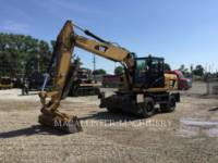 CATERPILLAR EXCAVADORAS DE RUEDAS M316D equipment  photo 5