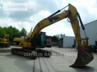 CATERPILLAR KETTEN-HYDRAULIKBAGGER 323DL equipment  photo 2