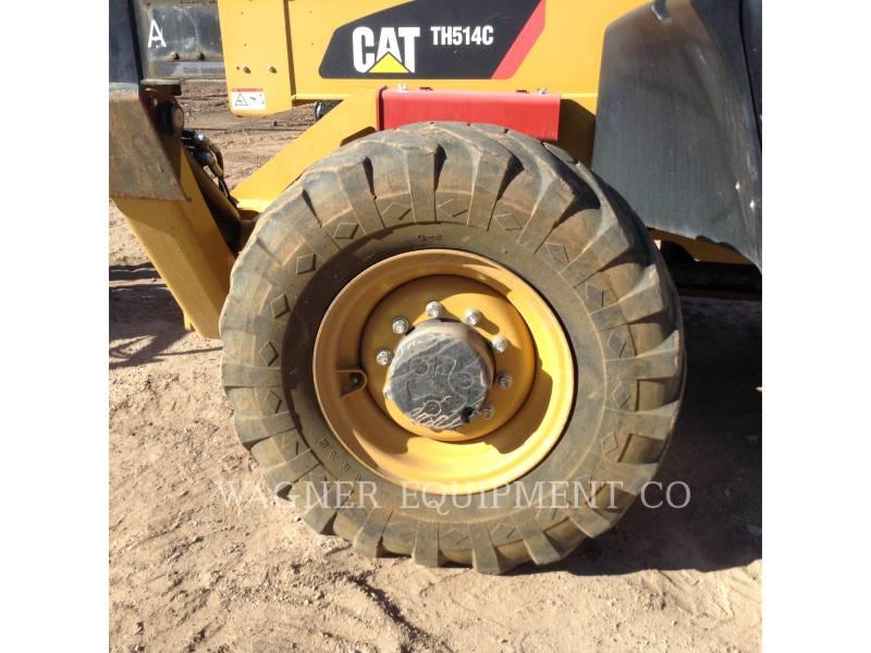 CATERPILLAR テレハンドラ TH514 equipment  photo 11