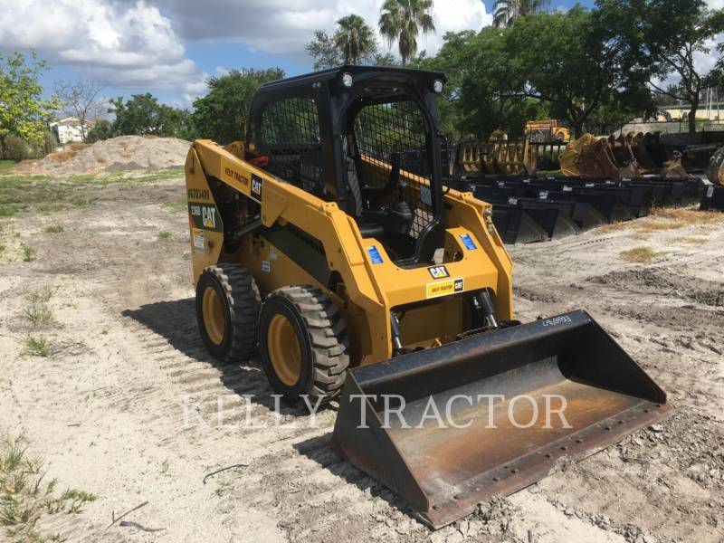 CATERPILLAR MINICARREGADEIRAS 236 D equipment  photo 7