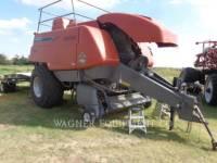 Equipment photo AGCO-HESSTON CORP 7444 AG HAY EQUIPMENT 1