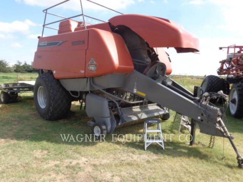 HESSTON CORP MATERIELS AGRICOLES POUR LE FOIN 7444 equipment  photo 2