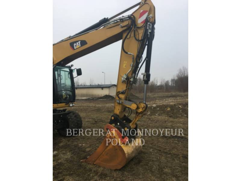 CATERPILLAR EXCAVADORAS DE RUEDAS M313D equipment  photo 15