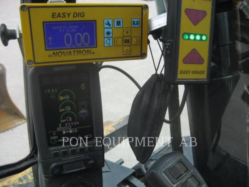 CATERPILLAR ESCAVADEIRAS DE RODAS M 313 D equipment  photo 9