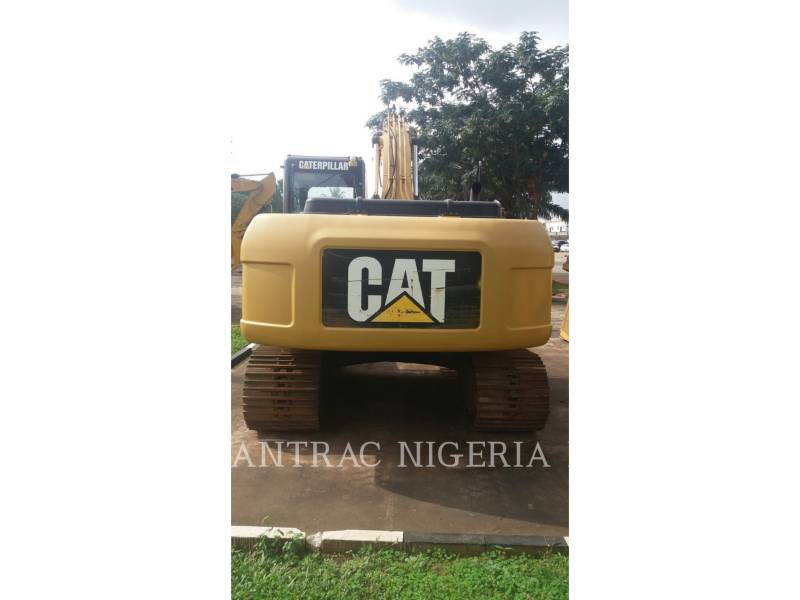 CATERPILLAR KETTEN-HYDRAULIKBAGGER 320 D equipment  photo 3