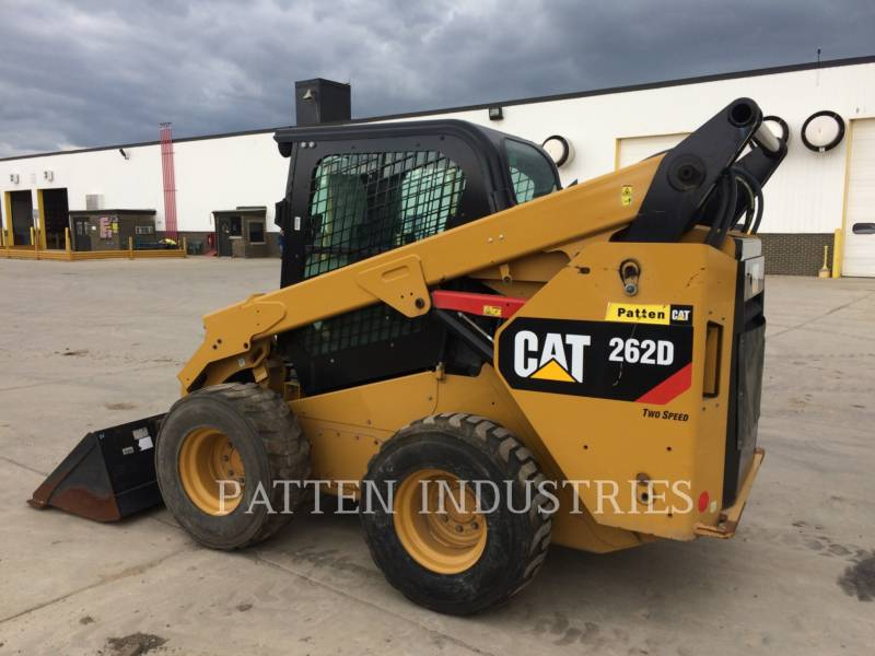 CATERPILLAR SKID STEER LOADERS 262D 2AIRH equipment  photo 2