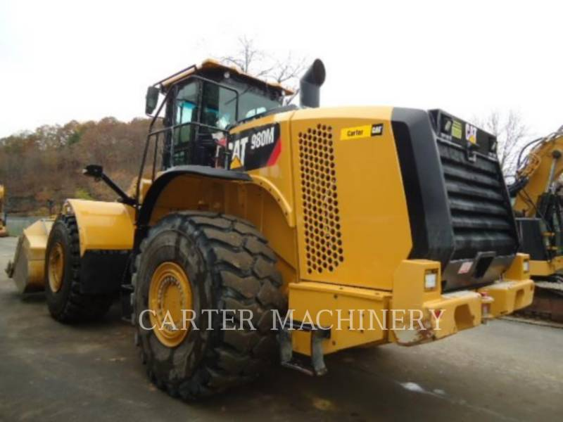 CATERPILLAR WHEEL LOADERS/INTEGRATED TOOLCARRIERS 980M HL equipment  photo 5