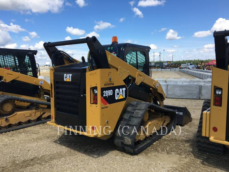 CATERPILLAR PALE CINGOLATE MULTI TERRAIN 289D equipment  photo 4