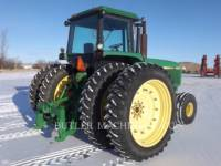 Equipment photo DEERE & CO. 4650 AGRARISCHE TRACTOREN 1