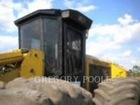 CATERPILLAR FORESTRY - FELLER BUNCHERS - WHEEL 573 equipment  photo 4