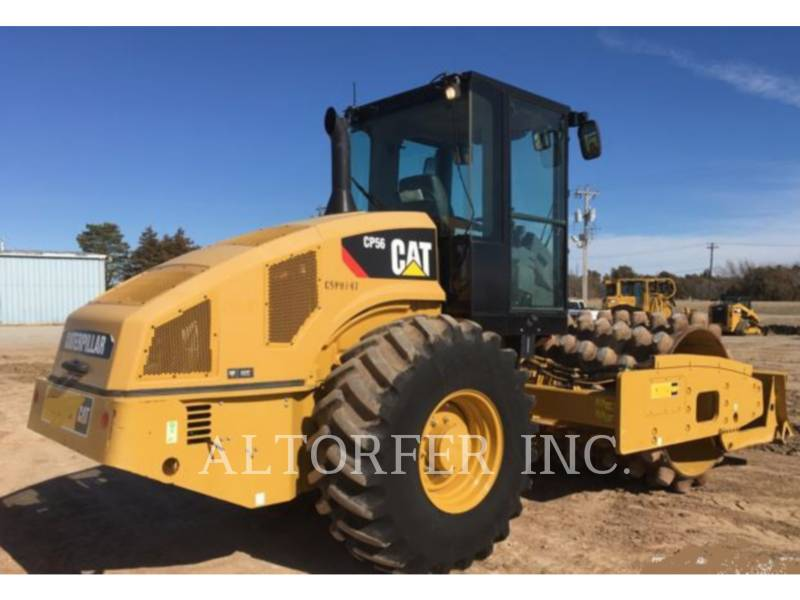 CATERPILLAR COMPACTADORES DE SUELOS CP56 equipment  photo 3