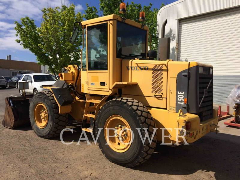 VOLVO CONSTRUCTION EQUIPMENT WHEEL LOADERS/INTEGRATED TOOLCARRIERS L50E equipment  photo 4