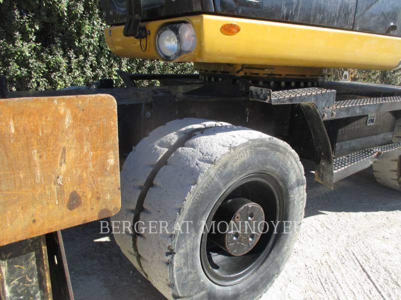 CATERPILLAR ESCAVATORI GOMMATI M318D MH equipment  photo 6