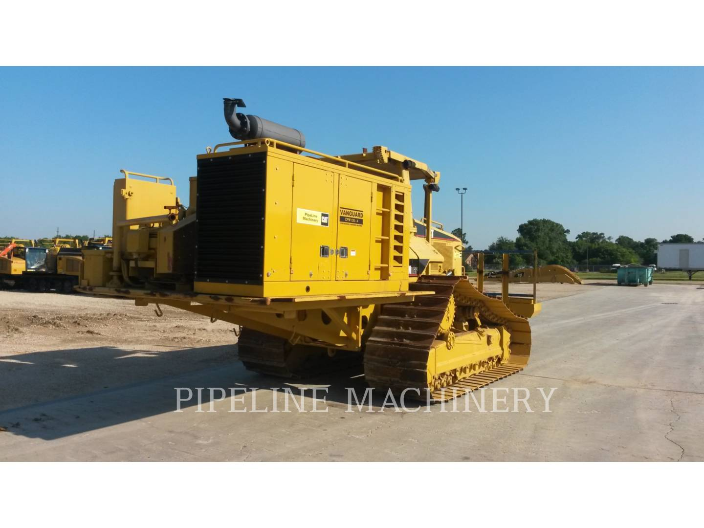 Detail photo of 2005 Caterpillar D6N from Construction Equipment Guide