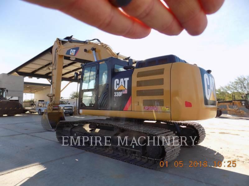 CATERPILLAR トラック油圧ショベル 330FL equipment  photo 3