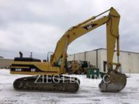 CATERPILLAR TRACK EXCAVATORS 345BIIL equipment  photo 7