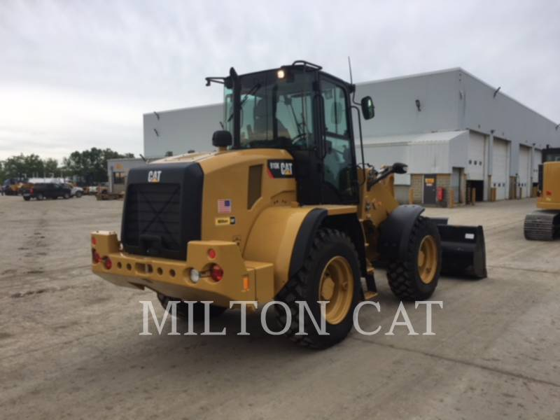 CATERPILLAR PALE GOMMATE/PALE GOMMATE MULTIUSO 910K equipment  photo 8