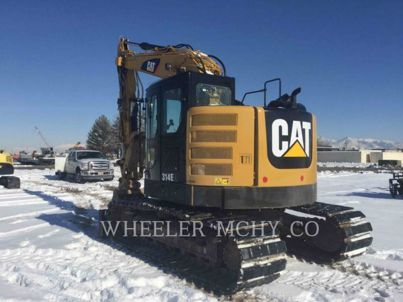 CATERPILLAR TRACK EXCAVATORS 314E LTHCG equipment  photo 2
