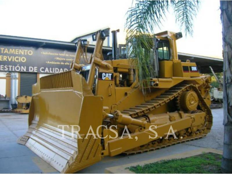 CATERPILLAR TRACTEURS SUR CHAINES D9R equipment  photo 1