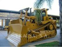 CATERPILLAR TRACK TYPE TRACTORS D9R equipment  photo 1