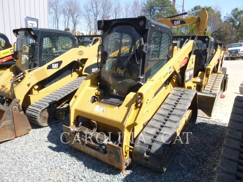 CATERPILLAR CARGADORES DE CADENAS 299D equipment  photo 4
