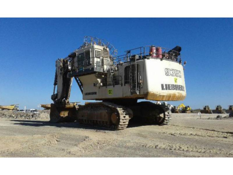 LIEBHERR TRACK EXCAVATORS R 9350 equipment  photo 3
