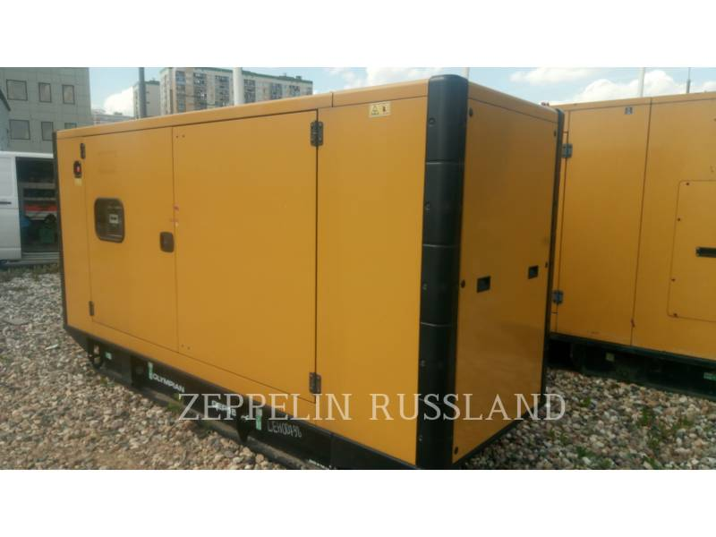 OLYMPIAN CAT STATIONAIRE GENERATORSETS GEP150-4 equipment  photo 20