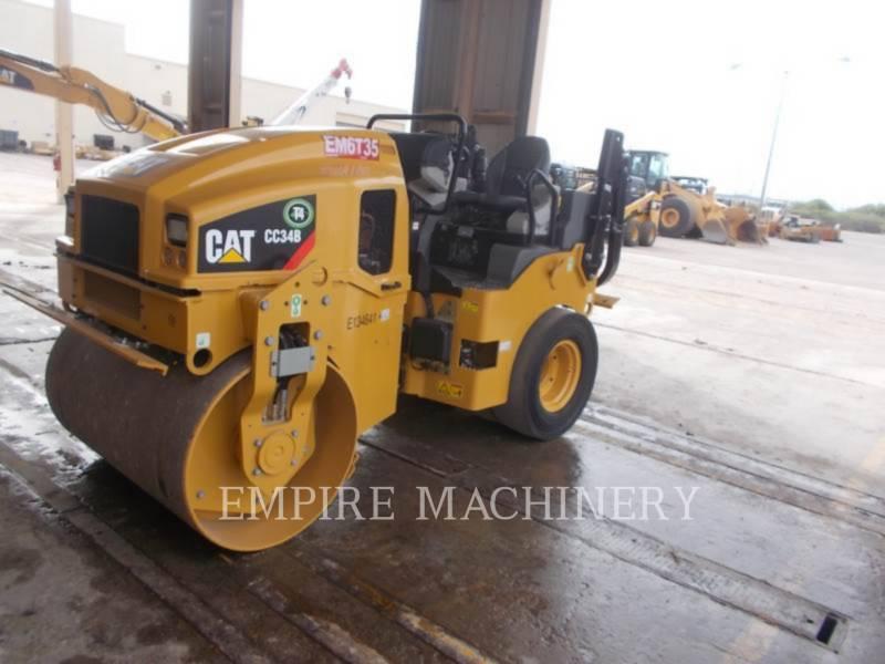 CATERPILLAR ROLKI KOMBINOWANE CC34B equipment  photo 4