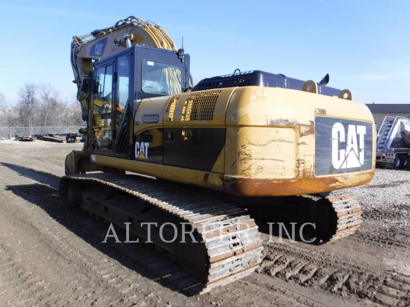 CATERPILLAR PELLES SUR CHAINES 329DL TH equipment  photo 5