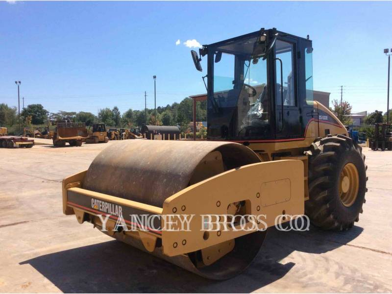 CATERPILLAR COMPACTEURS CS-533E equipment  photo 1