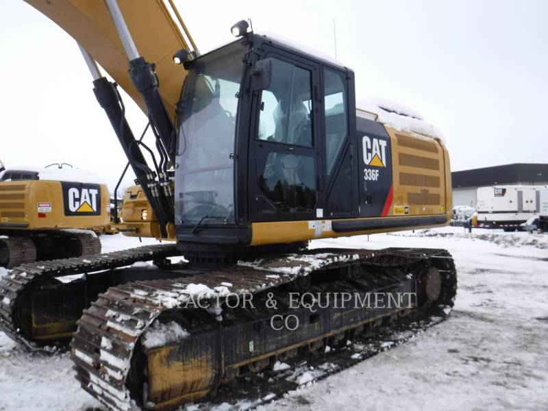CATERPILLAR ESCAVADEIRAS 336F L equipment  photo 1