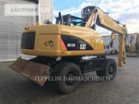 CATERPILLAR PELLES SUR PNEUS M315D equipment  photo 8