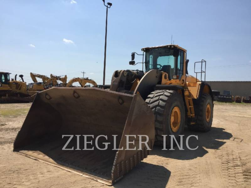 VOLVO CONSTRUCTION EQUIPMENT WHEEL LOADERS/INTEGRATED TOOLCARRIERS L250G equipment  photo 3