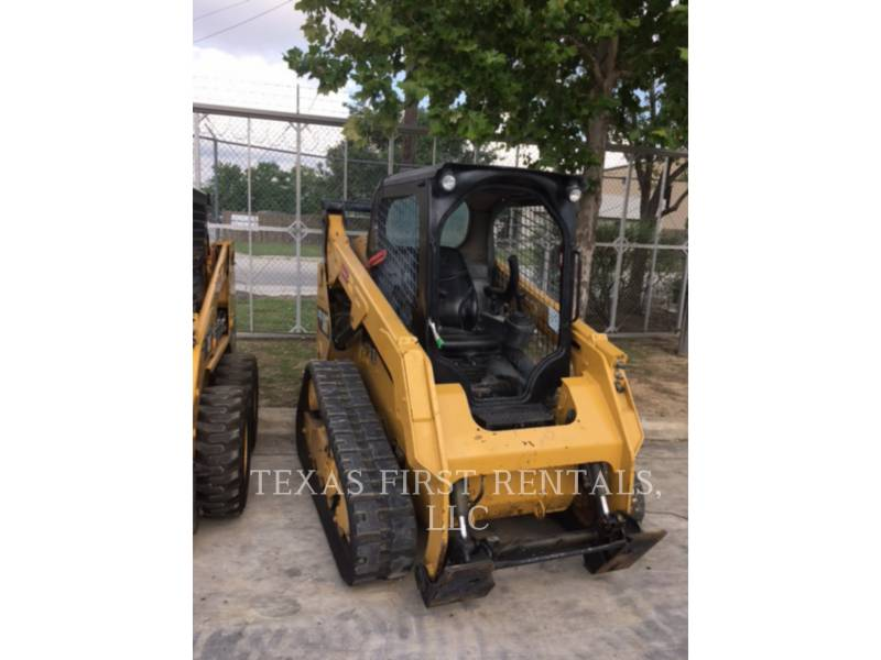 CATERPILLAR CHARGEURS TOUT TERRAIN 259 D equipment  photo 4