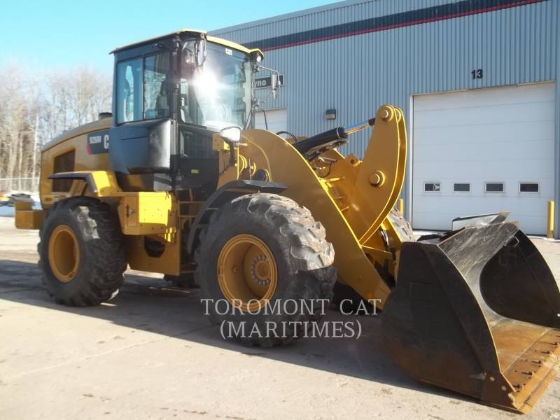 CATERPILLAR WHEEL LOADERS/INTEGRATED TOOLCARRIERS 926 M equipment  photo 9