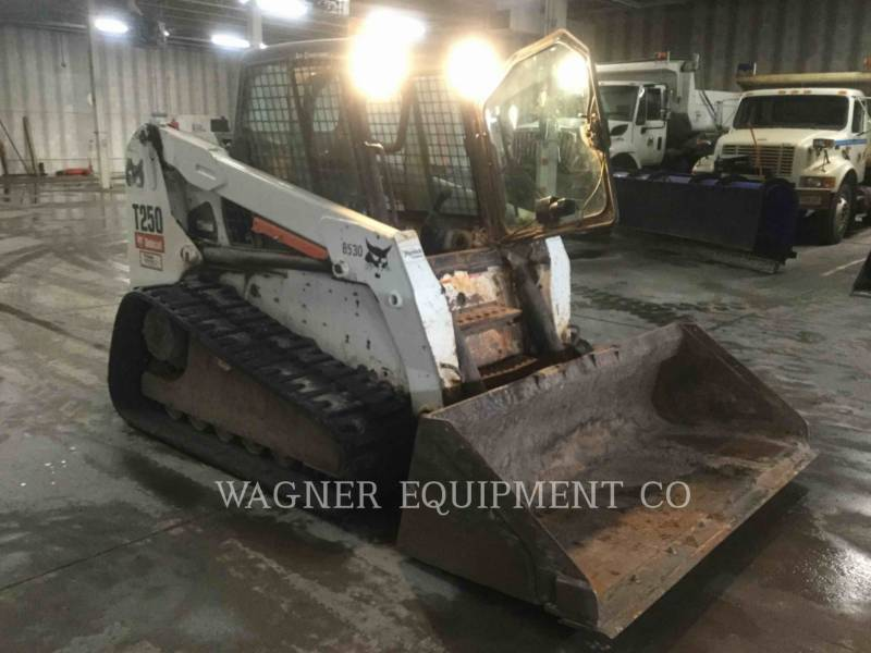 BOBCAT SKID STEER LOADERS T250 equipment  photo 4