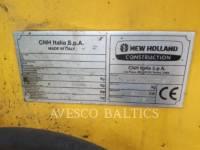 NEW HOLLAND LTD. BACKHOE LOADERS B100C equipment  photo 10
