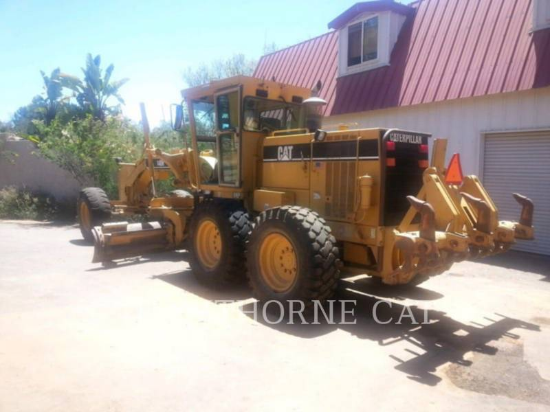 CATERPILLAR MOTORGRADERS 140HNA equipment  photo 3