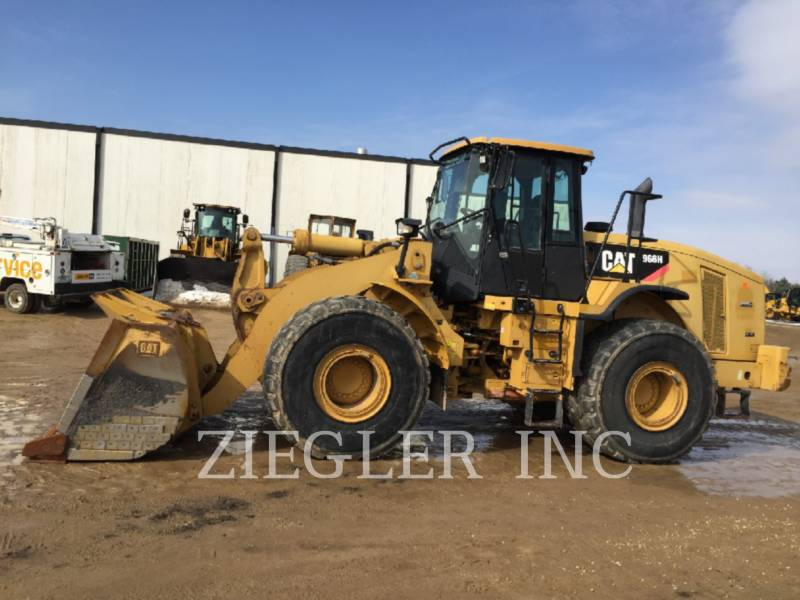 CATERPILLAR MINING WHEEL LOADER 966H equipment  photo 6
